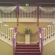 Gisborough Hall balcony